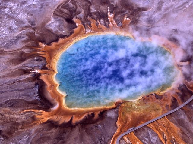 Yellowstone National Park, Jackson, Wyoming