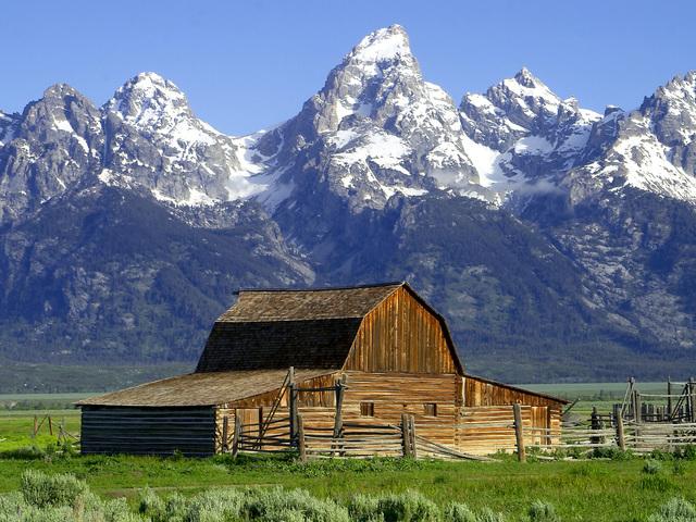 Grand Teton National Park, Jackson, Wyoming